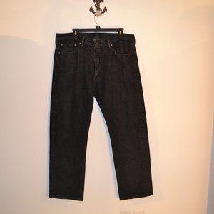 Levi black Jeans, 505 38x30